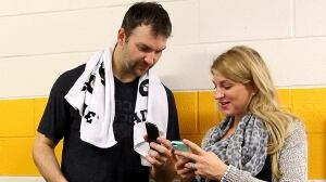 John Scott's wife gives birth to twin girls