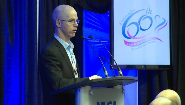 Steve May city of Corner Brook director of infrastructure and public works