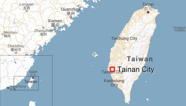 Tainan City, Taiwan