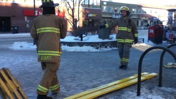 Whitehorse emergency officials