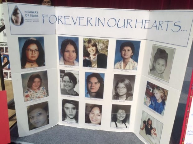 Highway of Tears Victims