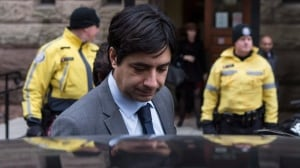 Jian Ghomeshi trial: 3rd complainant alleges she was choked in Toronto park