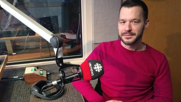 Matjash Mrozewski stopped by CBC Kelowna to talk about his contribution to Ballet Kelowna's Boundless