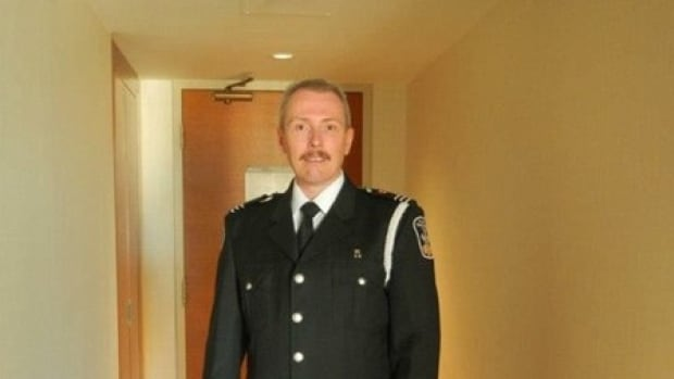 Ontario paramedic Martin Wood was laid to rest Friday.