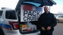 PACK THE CRUISER REGINA POLICE feb 6 2016