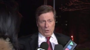 Mayor John Tory says 'it's time to grieve' after fatal fire