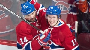 Canadiens rout Oilers to end 4-game losing streak