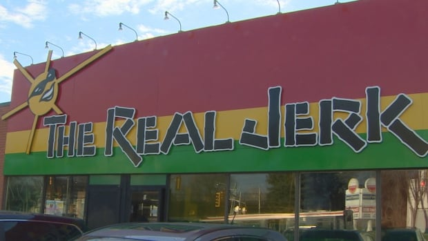 Co-owner of The Real Jerk restaurant in Riverdale, Lily Pottinger, said Drake and Rihanna chose her restaurant because it fit with the theme of their video.