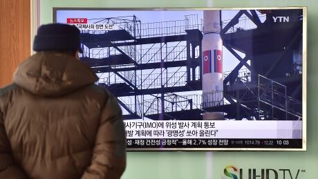 North Korea praises launch that others see as covert missile test