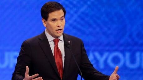 'Marcomentum' under fire as Republicans attack Rubio at debate