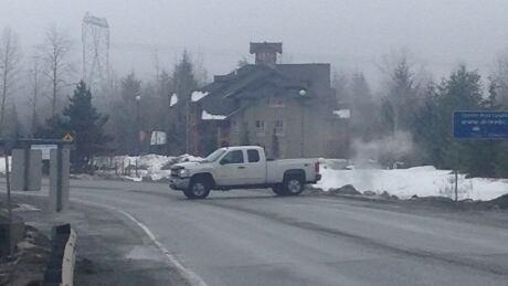 Whistler RCMP make arrest in bizarre Pemberton pedestrian collision