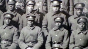Photo reminds us of Canada's first all-black battalion