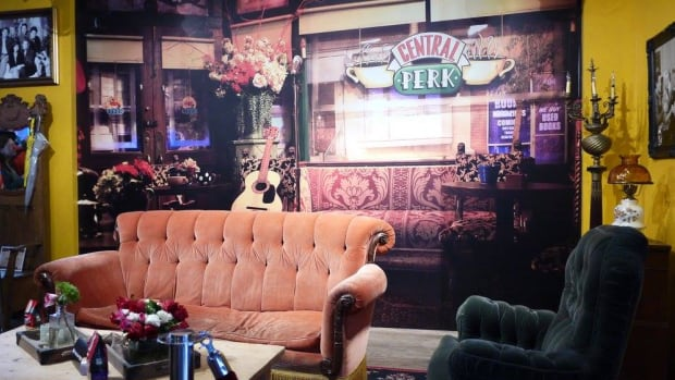 The Central Perk set from Friends will be re-created for a pop-up coffee shop in Toronto this summer.