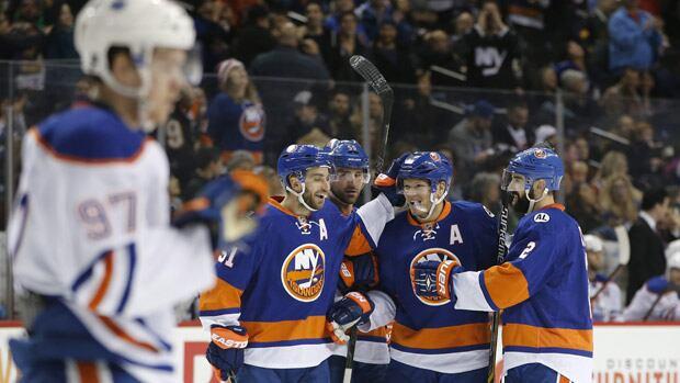 Islanders 8, Oilers 1: Oilers' Connor McDavid Scores A Goal, But The Islanders Do Him Seven Better