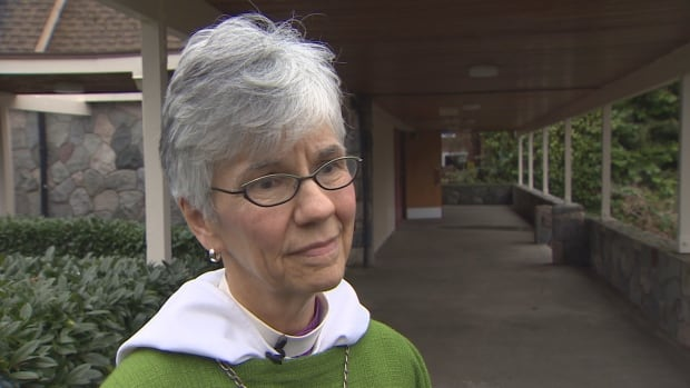 Bishop Melissa Skelton said parishioners are confused and upset about sex assault charges laid against Gordon Dominey, a priest at St. Catherine's Anglican Church in North Vancouver.