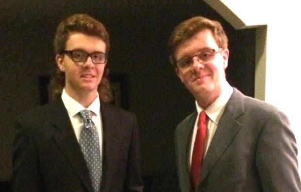 Evan and Jordan Caldwell