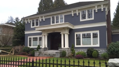 Vancouver neighbours protest at $7.4M home they say is slated for destruction despite looking like new