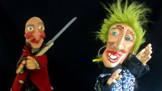 The satirical theatre show The Witch and Don Cristobal led to the detention of puppeteers Alfonso Lazaro de la Fuente and Raul Garcia Perez in Madrid after complaints about a sign referencing Spain's armed Basque group ETA and the show's violent content, which drew condemnation from parents of young children in the audience.