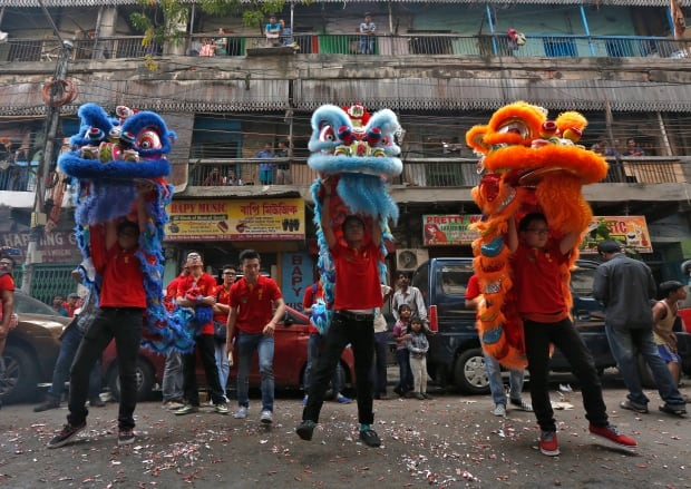LUNAR-NEW YEAR Calcutta Feb 8 2016 India