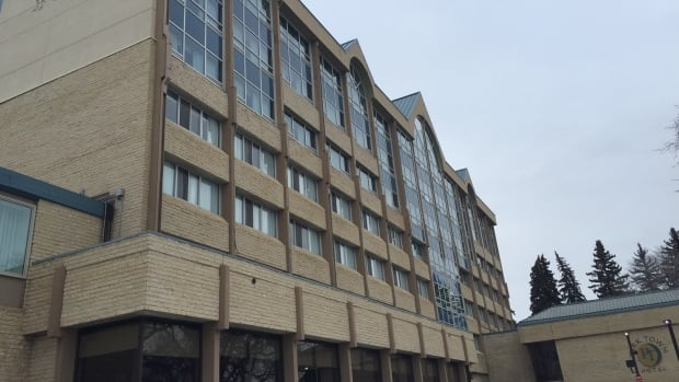 Park Town Hotel in Saskatoon.