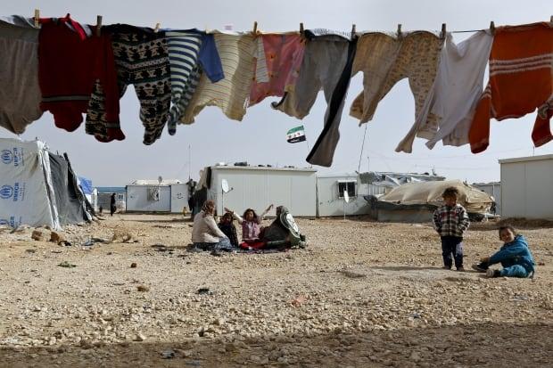 MIDEAST-CRISIS/JORDAN-UNHCR-ZAATARI