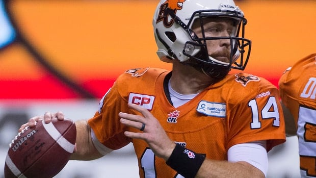 The Lions have re-signed veteran quarterback Travis Lulay, one day before he was eligible for CFL free agency. The 32-year-old is expected to mentor youngster Jonathon Jennings, who assumed starting duties after backup Jon Beck was hurt. Jennings threw for 2,004 yards with 15 TDs and 10 interceptions in guiding B.C. (7-11) to the third and final West Division playoff spot.