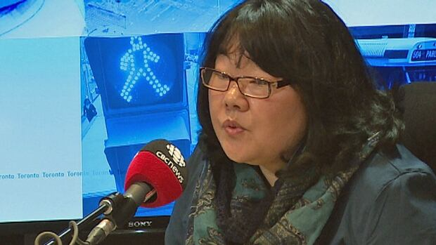 Keiko Nakamura said in a statement she has resigned as CEO of Goodwill Industries of Toronto, Eastern, Central and Northern Ontario.
