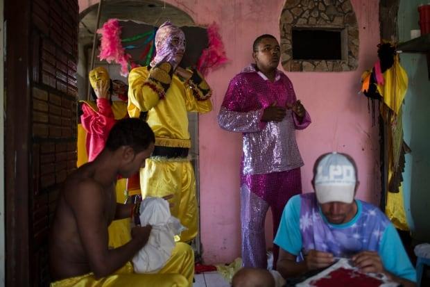 Brazil Caretas Carnival Photo Gallery