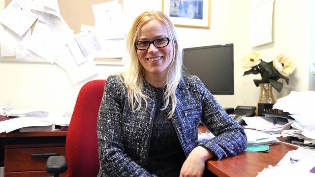 Karine Paquet, psychiatrist, TIBD