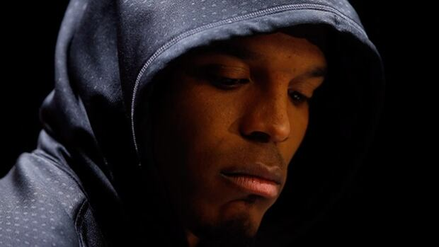 A sullen Cam Newton cut short his news conference after Carolina lost Super Bowl 50 to Denver.