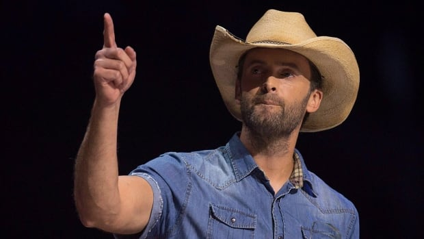 Dean Brody, who won video of the year award at the Canadian Country Music Association Awards in Halifax in September, plays on July 10.