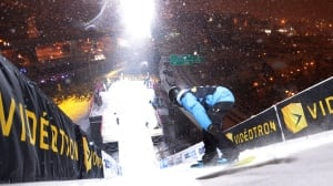 World Cup snowboarding: Big Air from Quebec City