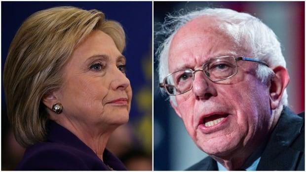 Clinton/Sanders