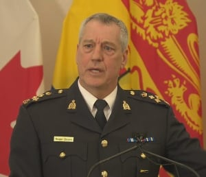 Assistant Commissioner Roger Brown