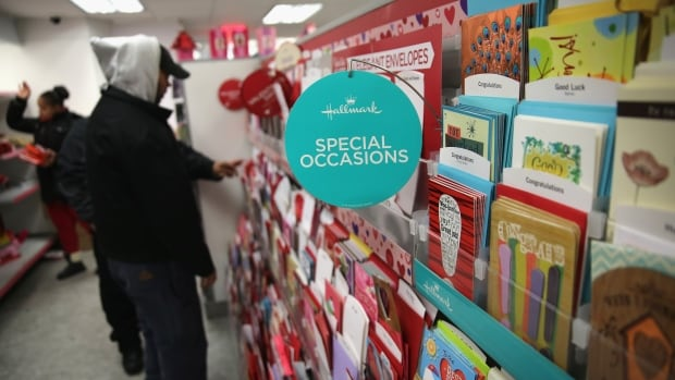 Valentine's Day is the second most popular card-buying holiday after Christmas, according to the U.S.-based Greeting Card Association.