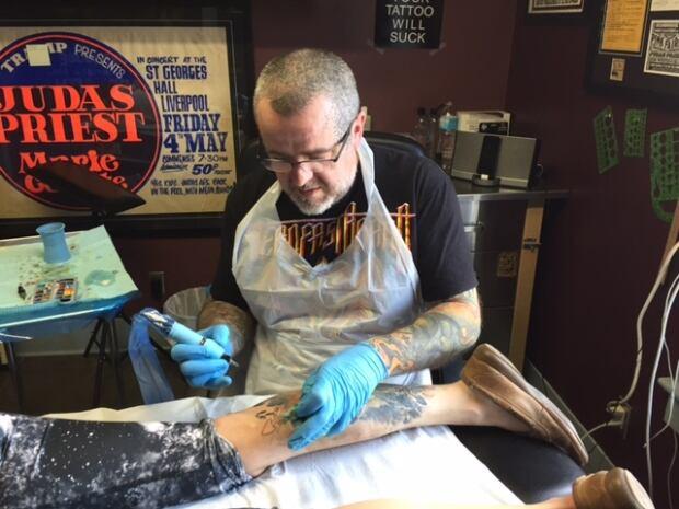 Steve Peace Immaculate Tattoo