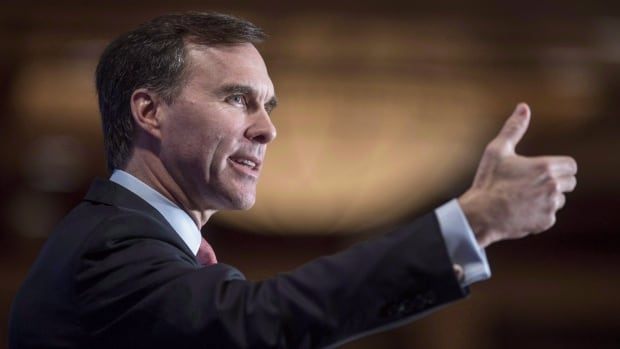 Finance Minister Bill Morneau will table the Trudeau government's first federal budget after 4 p.m. ET today.