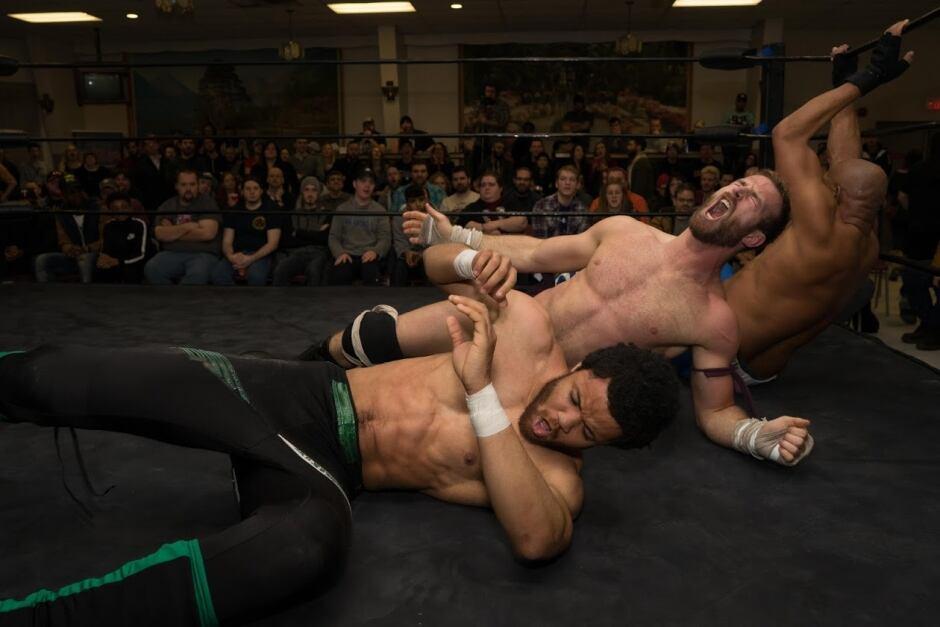 indie wrestling ottawa