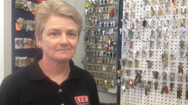 The owner and manager of The Lock Shop in Thunder Bay, says using a fine lubricant on your locks, several times a year, should keep them operating smoothly.