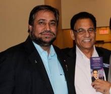 Peter Sandhu and Yash Pal Sharma