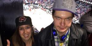 Jennifer and Michael Neve
