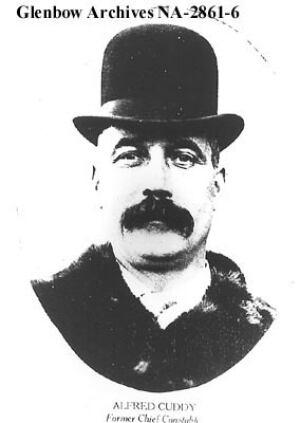 Alfred Cuddy