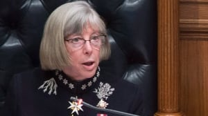 B.C. throne speech cites Alberta as example of how not to run a province