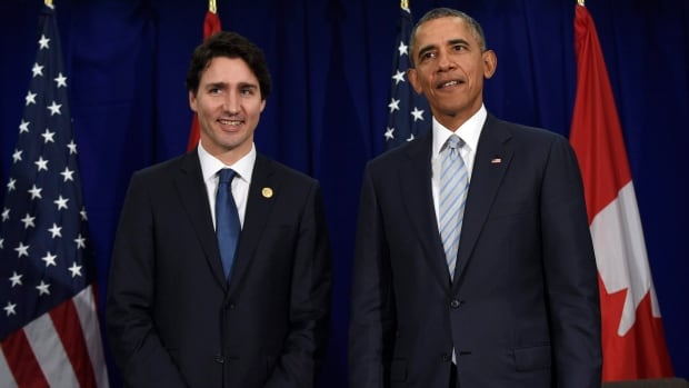 Prime Minister Trudeau has been invited to a White House state dinner on Thursday in a visit intended to boost ties between the neighbouring countries.