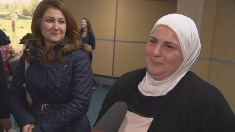 Syrian sisters reunited in Vancouver after years apart