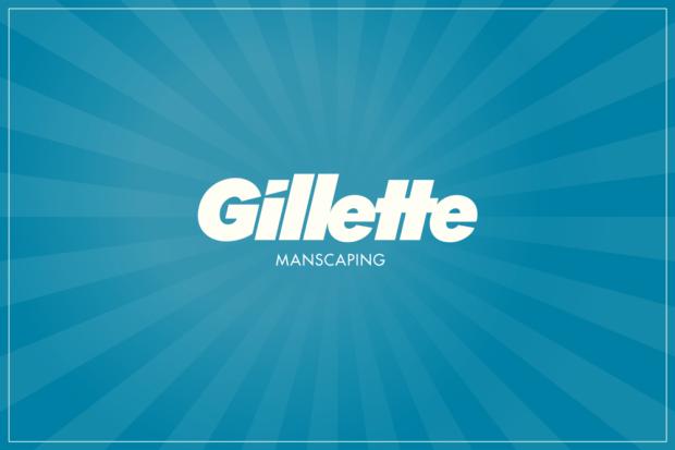 Gillette Manscaping