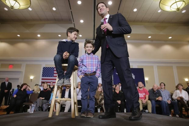 Marco Rubio-kids