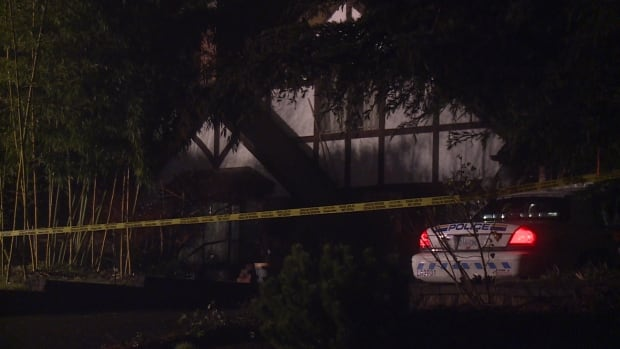 Langley house fire on 76B Crescent