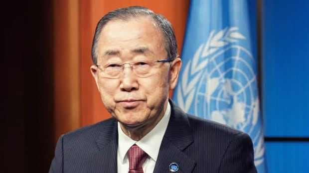 Secretary-General of the UN, Ban Ki-moon