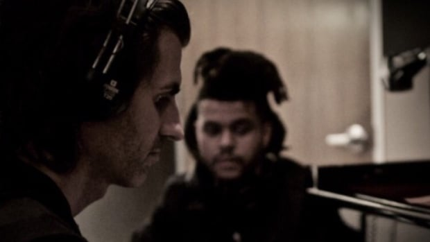 Stephan Moccio and the Weeknd
